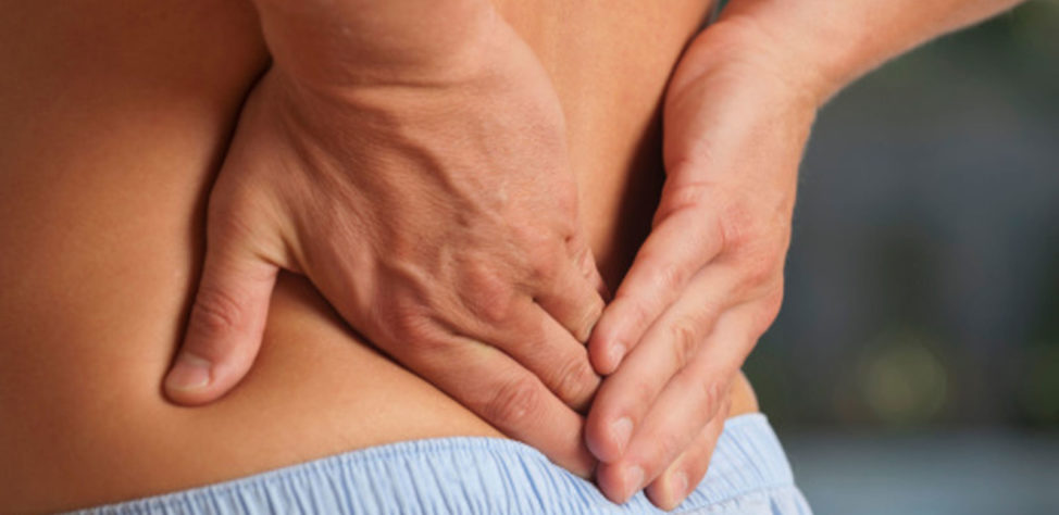Back Pain after Period
