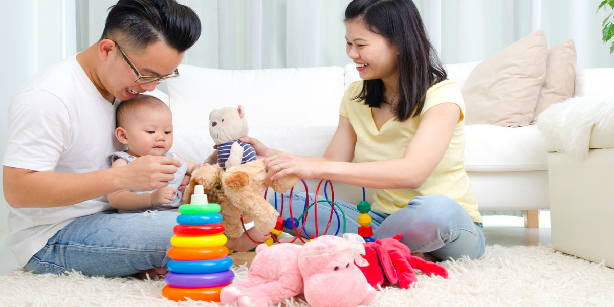 Choosing Toys For A Toddler : Choosing toys for your child depending on group ages