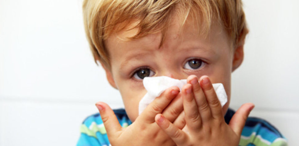 Cold and Flu in Children