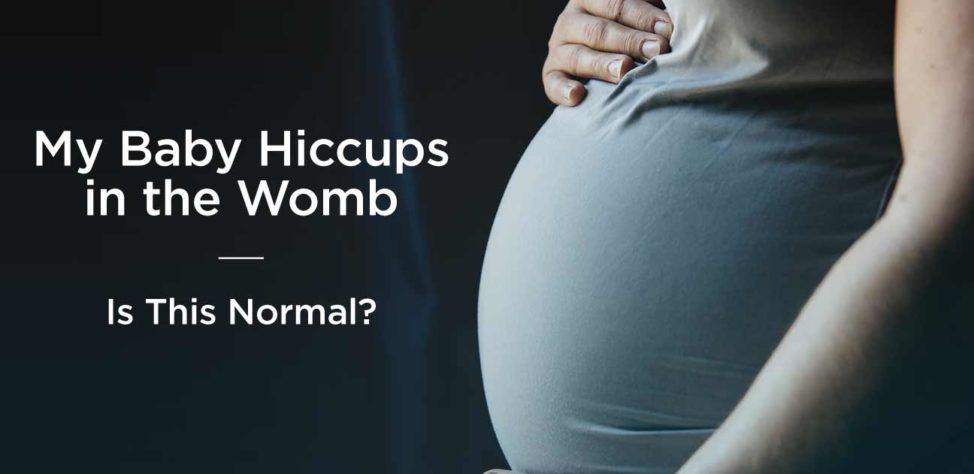 Hiccups During Pregnancy