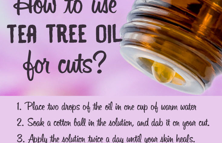 Best Essential Oils For Cuts And Scrapes