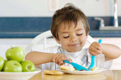 How To Teach Table Manners To Toddlers